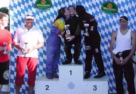 2005 Vierfachsieg