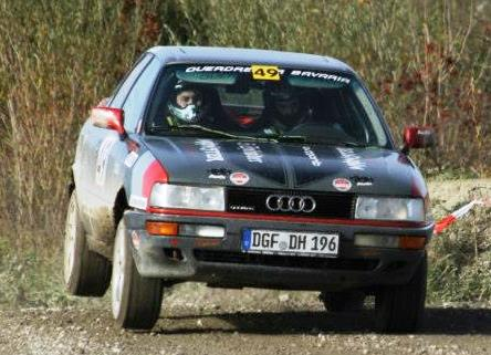 Hubauer - Audi 90 Quattro