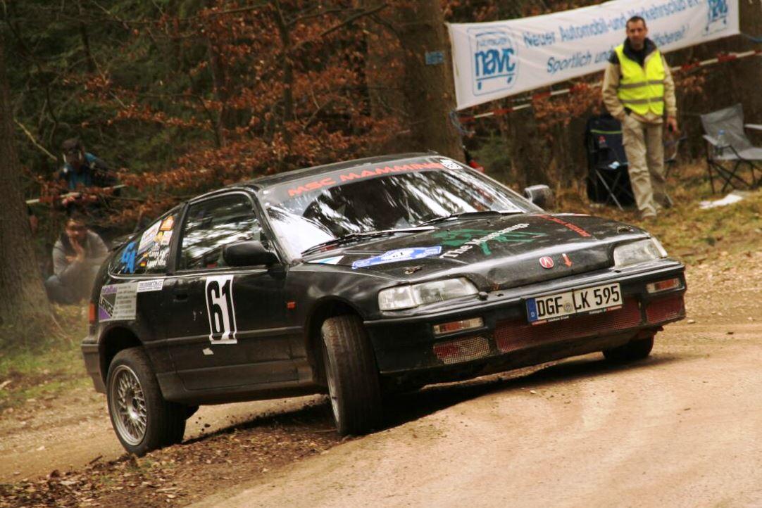 Lange Honda CRX