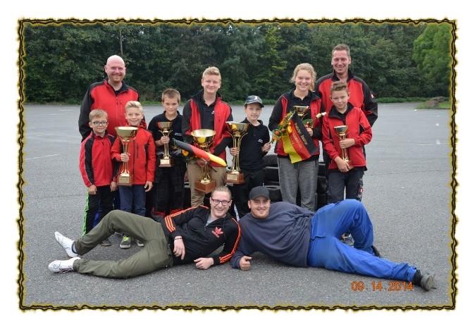 Meisterschaft 2014
