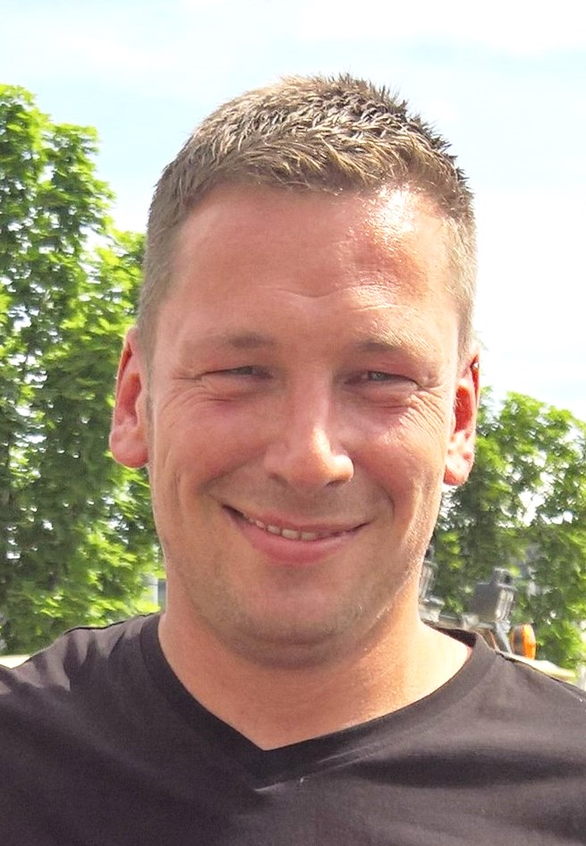 Trainer Markus Kreuzberger